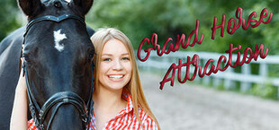 Grand horse attraction