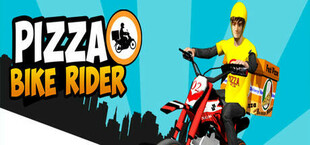 Pizza Bike Rider