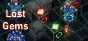Lost Gems: Ultimate maze