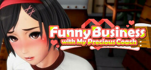 Funny Business with My Precious Coach (Anipuzzle Series)