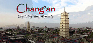 Chang'an: The capital of Tang Dynasty