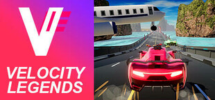 Velocity Legends - Crazy Car Action Racing Game