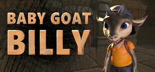 Baby Goat Billy
