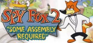"""Агент лис: операция """"робопес"""" (spy fox 2: some assembly required."""