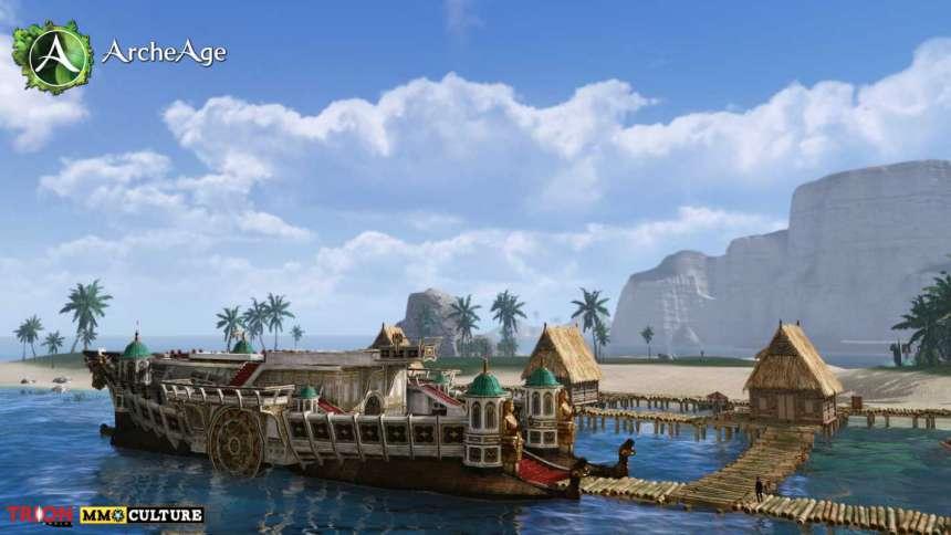 ArcheAge: Trion Worlds начали процесс локализации и вестернизации