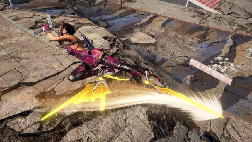 Rise of Incarnates - Онлайн-файтинг от Namco Bandai сегодня появится в Steam