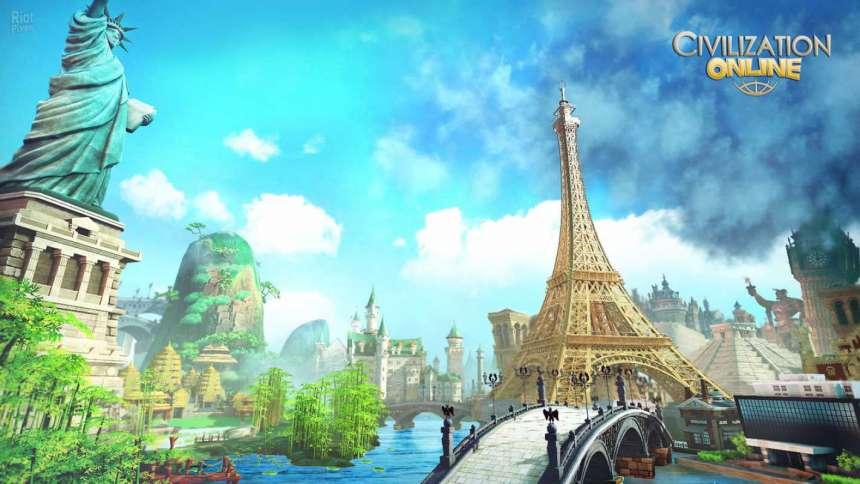 Civilization Online - Игровой процесс с ЗБТ