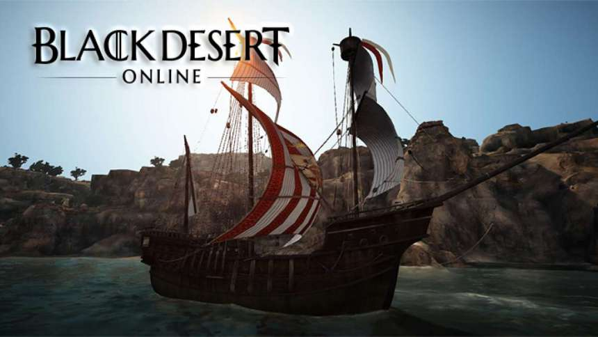 как изготовить лодку black desert
