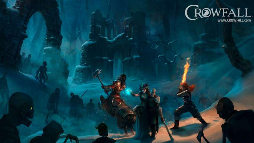 Преимущества и бонусы брони в Crowfall