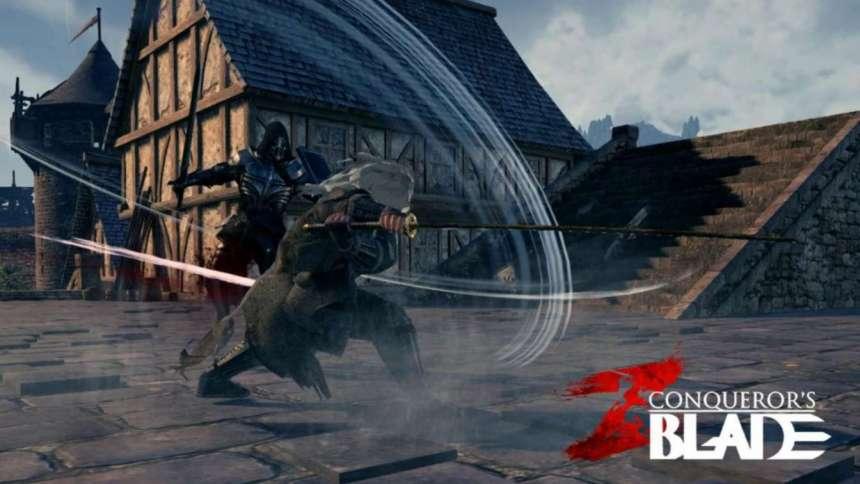 Открылся англоязычный сайт Conqueror's Blade
