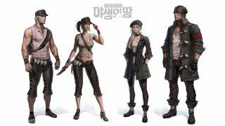 Wild Land: Durango - Анонсирована новая MMORPG от Nexon