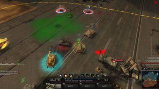 Battle Line: Steel Warfare