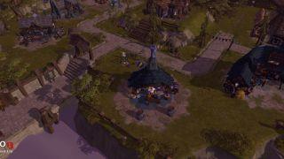 Скриншот или фото к игре Albion Online из публикации: Модифицируемые острова в Albion Online