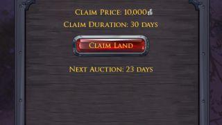 Скриншот или фото к игре Albion Online из публикации: Albion Online - Земельные аукционы