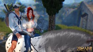 Black Desert - Разработчики представили новых маунтов, способных перевозить двух персонажей