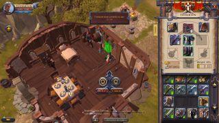 Скриншот или фото к игре Albion Online из публикации: Albion Online - В игре появится рыбалка и система найма рабочих