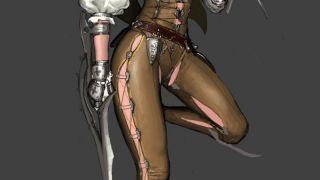 Black Desert - Разработчики продемонстрировали пробужденное оружие Лучницы