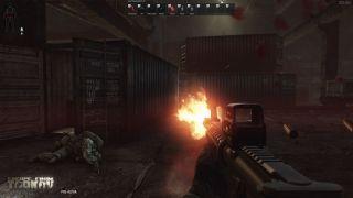 Скриншот или фото к игре Escape from Tarkov из публикации: Escape from Tarkov – Анонс новой гиперреалистичной MMO от питерской студии Battlestate games