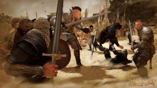 Рай для PK и воины за нефть в следующем обновлении Black Desert