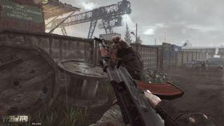 Скриншот или фото к игре Escape from Tarkov из публикации: Стали известны системные требования Escape from Tarkov