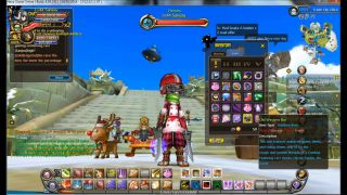 Heva Clonia Online