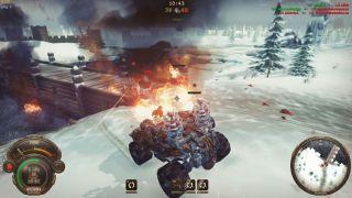Steam Battle