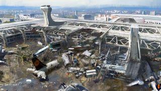 Скриншот или фото к игре IronSight из публикации: Разработчики Iron Sight представили карту «Аэропорт»