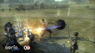Dynasty Warriors Online