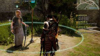 Оружейное пробуждение персонажей Blader и Mae-Wha в корейской версии Black Desert