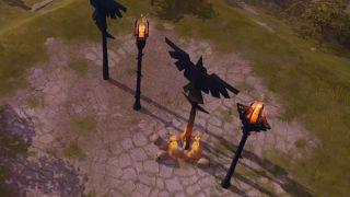 Скриншот или фото к игре Albion Online из публикации: Новые элементы декора в Albion online
