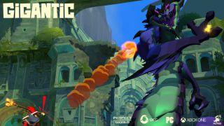 Скриншот или фото к игре Gigantic из публикации: Нашелся издатель для MOBA Gigantic