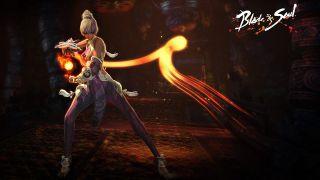 Скриншот или фото к игре Blade and Soul из публикации: Состоялся запуск серверов русской версии Blade & Soul