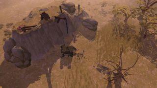Скриншот или фото к игре Albion Online из публикации: Знакомство с мертвыми степями в Albion Online