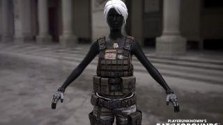 Блог разработчиков Battlegrounds о создании персонажей