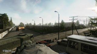 Скриншот или фото к игре Escape from Tarkov из публикации: Обновленная «Таможня» в свежем паке скриншотов Escape from Tarkov