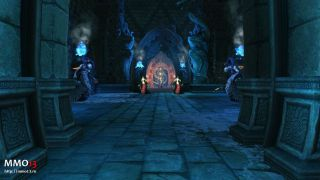 Скриншот или фото к игре Blade and Soul из публикации: Подземелья дополнения «Белые Горы» для Blade and Soul