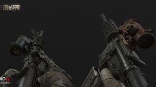 Escape from Tarkov: модели прицелов оружия