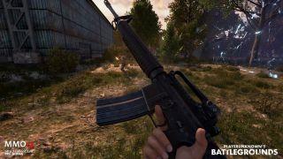 Скриншоты с закрытой пре-альфы Playerunknown`s Battlegrounds