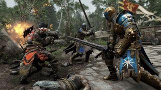 Скриншот или фото к игре For Honor из публикации: [Gamescom 2016] For Honor - Трейлер фракций