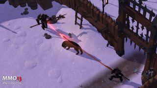 Скриншот или фото к игре Albion Online из публикации: Демонические предметы в Albion Online