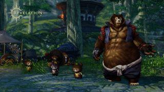 Скриншот или фото к игре Revelation из публикации: Расы Revelation: Медведи