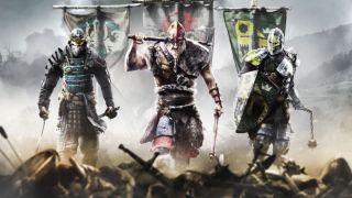 Скриншот или фото к игре For Honor из публикации: For Honor: альфа в России