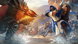 Скриншот или фото к игре Albion Online из публикации: Бета Albion Online продлена на 2017 год