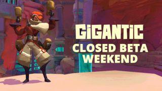 Скриншот или фото к игре Gigantic из публикации: Уик-энд ЗБТ Gigantic на этой неделе