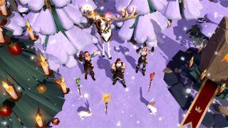 Скриншот или фото к игре Albion Online из публикации: Новогоднее событие в Albion Online