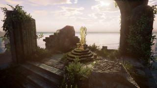 Скриншот или фото к игре Ashes of Creation из публикации: Ashes of Creation: PAX West, персонаж и характеристики
