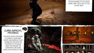 Скриншот или фото к игре Conan Exiles из публикации: Тонкий барьер между вами и смертью в Conan Exiles