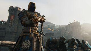 Скриншот или фото к игре For Honor из публикации: For Honor потребует постоянного подключения к интернету