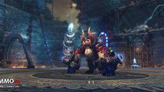 Скриншот или фото к игре Blade and Soul из публикации: Новые подземелья в Blade and Soul