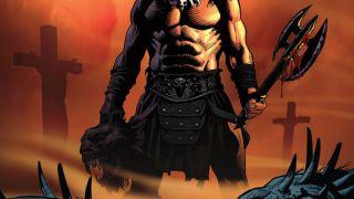 Скриншот или фото к игре Conan Exiles из публикации: Комикс по Conan Exiles и система рабства на стриме